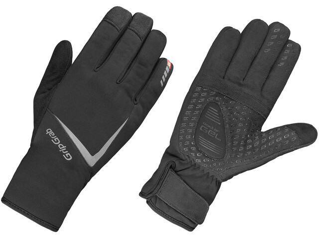 GripGrab Optimus Waterproof Winter Gloves Black